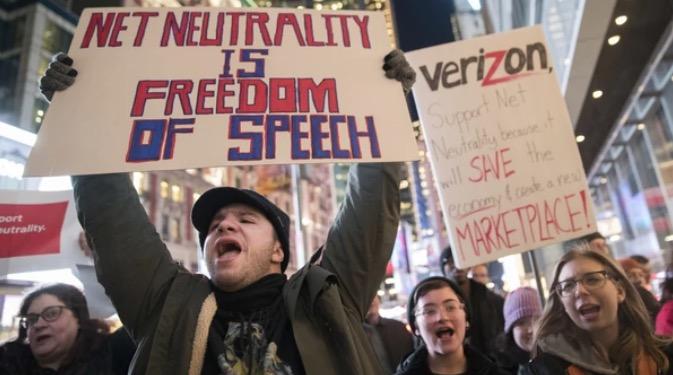 Termina el gobierno de Trump con la neutralidad del internet en EU
