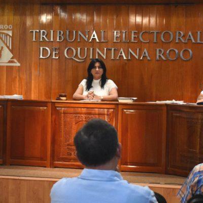 Falla el Teqroo como válida presencia de Martínez Arcila en evento panista