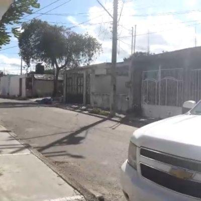 SE DESVANECIÓ CUANDO CAMINABA: Muere un hombre en la vía pública en la SM 233 de Cancún