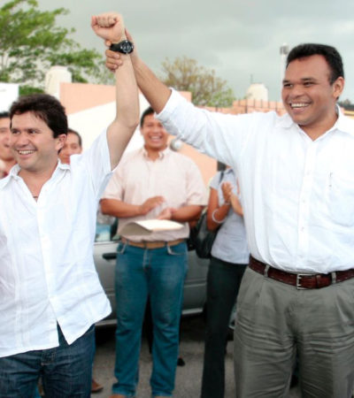 ELIGE PRI A MAURICIO SAHUÍ RIVERO PARA YUCATÁN: Vinculado a Rolando Zapata e Ivonne Ortega, el secretario de Desarrollo Social se impuso como el tercero en discordia