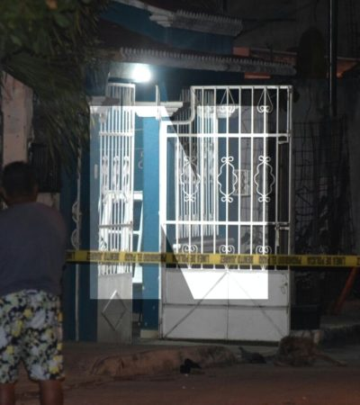 INICIA DICIEMBRE CON MATAZÓN EN CANCÚN: Ejecutan a los dos primeros del mes en la Región 233; queda hombre gravemente herido
