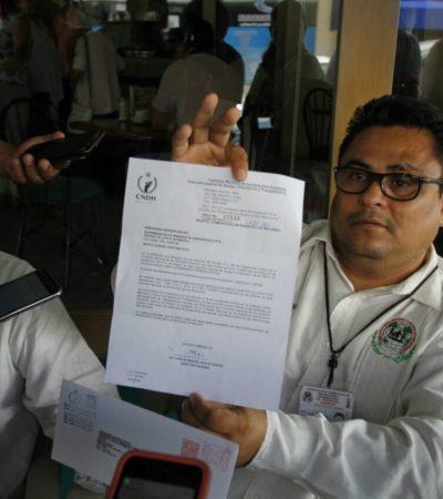 PIDEN INHABILITAR A HARLEY SOSA: Ratifican demanda de juicio político en el Congreso contra el 'ombudsman' de Quintana Roo
