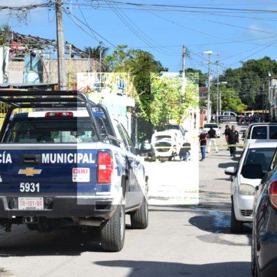 MATAN A BALAZOS A OTROS DOS EN CANCÚN: Rafaguean a dos personas en la Región 94