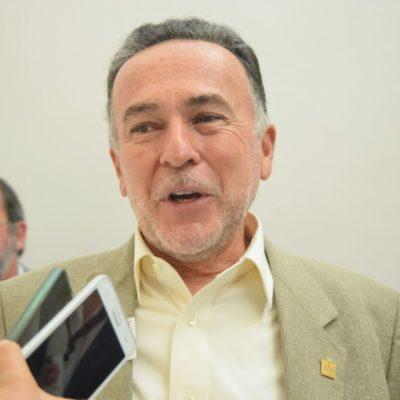 Reconoce Carlos Medina que hay simpatía de panistas por José Antonio Meade; 'efecto' en el blanquiazul dependerá de la conformación del Frente Ciudadano por México