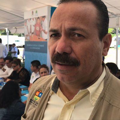 """Rechaza Julián Ricalde salida de Sedeso en este momento; """"sería hasta cierto punto irresponsable"""", señala"""