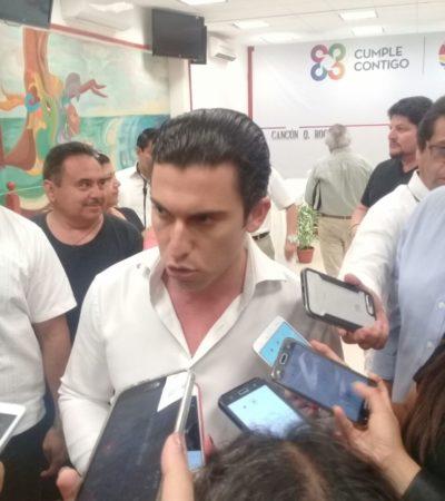 No se ha podido invertir ni la mitad del millonario monto anunciado para obras en BJ; Remberto Estrada justifica que sismos ocasionaron un 'lento flujo' de dinero