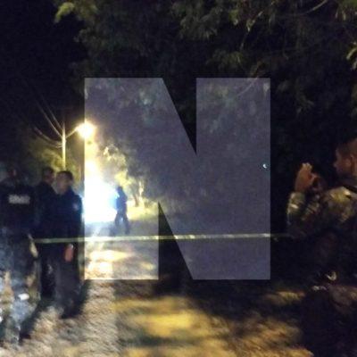 SE TORNA DENSA LA NOCHE DE CANCÚN | MUJER EMBOLSADA EN LA COLONIA AVANTE: Encuentran a ejecutada a 500 metros de la Portillo