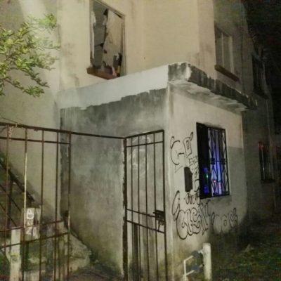 Disparos en Villas Otoch