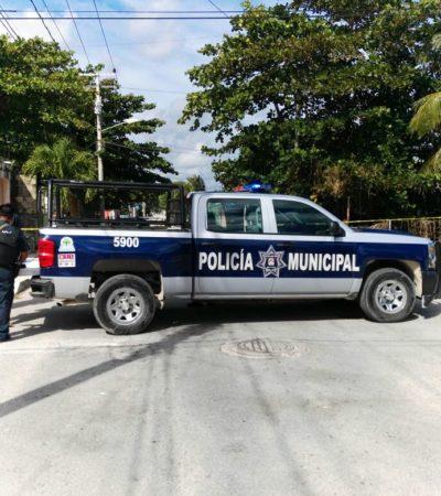 """""""ME CONFUNDIERON"""": Disparan contra un joven en la Avenida Leona Vicario de Cancún"""
