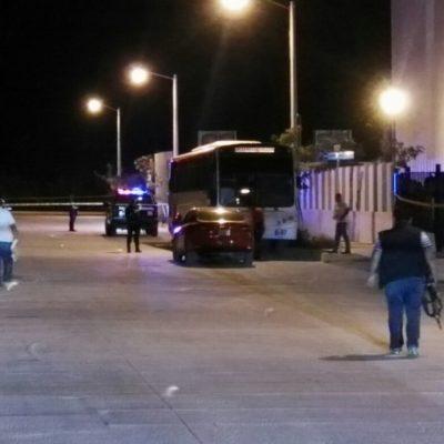 SIGUE LA VIOLENCIA EN CANCÚN EN LA RECTA FINAL DEL AÑO: Un ejecutado y un herido, saldo de nuevo ataque a balazos en la Región 260