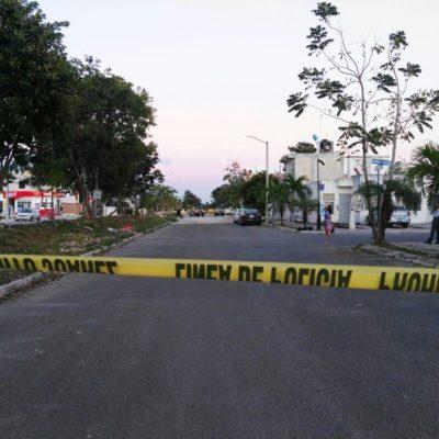 Muere en el hospital uno de los dos hermanos baleados en el fraccionamiento La Joya de Cancún el pasado 28 de diciembre