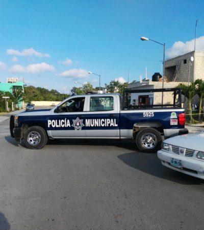 Fallido intento de ejecución, esta vez fue en la Región 248 de Cancún
