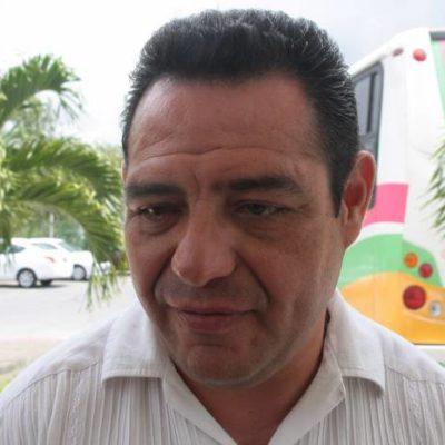 No querer recibir patrullas en Cozumel es un 'tema político', dice Jesús Zetina