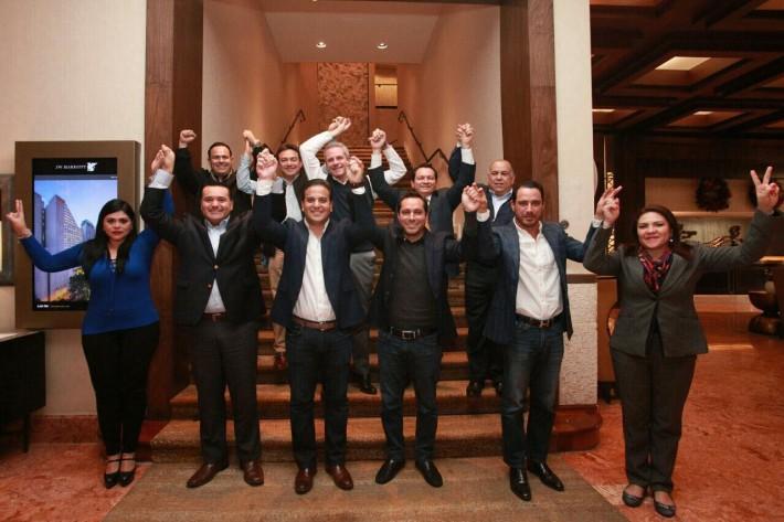VA MAURICIO VILA POR LA GUBERNATURA DE YUCATÁN: Perfila PAN al Alcalde de Mérida como su candidato para el 2018