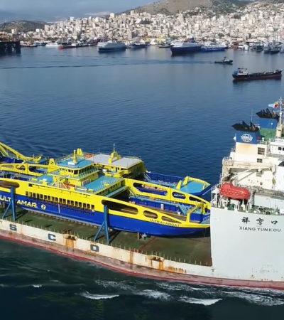 SE ROMPE MONOPOLIO EN BARCOS DE CARGA EN COZUMEL: Esperan llegada de tres nuevas embarcaciones para dar servicio a la isla
