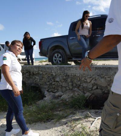 Realizará INAH inspección para confirmar que no exista daño a zonas arqueológicas a lo largo del camino a Punta Allen