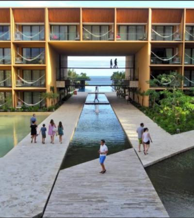 INAUGURAN HOTEL DE 900 CUARTOS EN LA RIVIERA MAYA: Con inversión de 350 mdd, abre el Resort Destino Xcaret