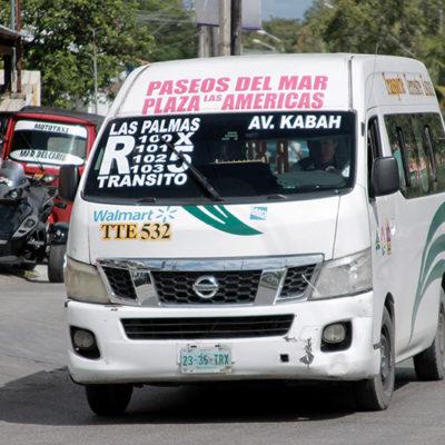 Regularización de TTE y concesiones de Uber, planteamientos a incluir en la propuesta de Ley de Movilidad, señala Carlos Joaquín