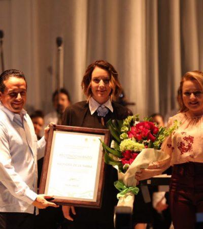 CONCIERTO DE NAVIDAD EN CHETUMAL: Alondra de la Parra dirige la Orquesta Filarmónica de Las Américas y el Coro Internacional de las Artes
