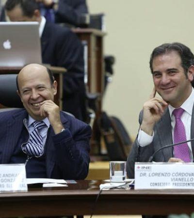 ASÍ O MÁS…: Designan a ex subdordinado de Meade como nuevo titular de la Unidad Técnica de Fiscalización del INE