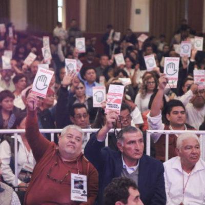 """""""ESTA ALIANZA ES INCONGRUENTE"""": Surge oposición en Morena contra la alianza con el PES"""