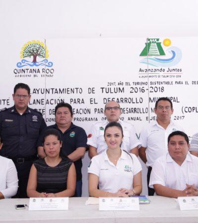 Realizan Quinta Sesión Ordinaria del Comité de Planeación para el Desarrollo Municipal