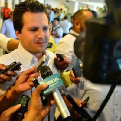 Anuncia PRD a Gerardo Gaudiano como virtual candidato a la gubernatura de Tabasco