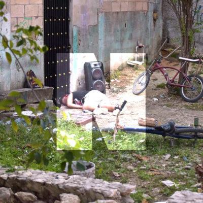 PRELIMINAR | ATAQUE EN LA REGIÓN 231: Dos heridos y un muerto deja balacera sobre la Leona Vicario en Cancún