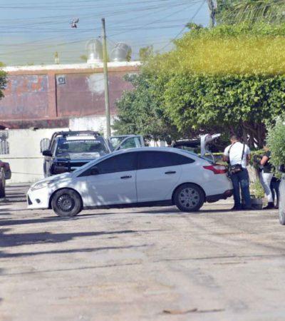 Hombre ejecutado en la mañana del lunes, en la Región 221 de Cancún, podría ser un abogado