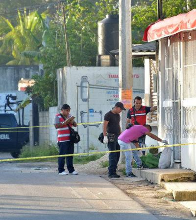 HALLAN DECAPITADO EN 'EL MILAGRO': Sigue la ola de violencia en Cancún