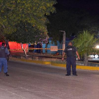 Confirman que era colombiano el decapitado y desollado en la Avenida Nichupté de Cancún