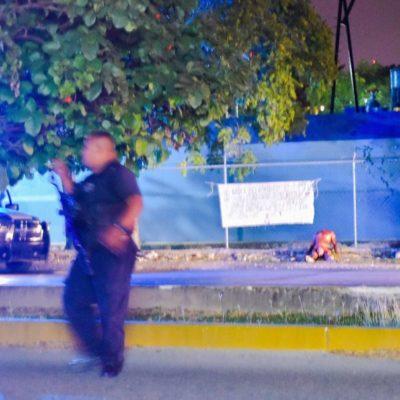 Decapitado en Cancún aún sigue en calidad de desconocido