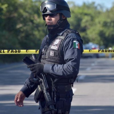 ATRIBUYEN MAYOR VIOLENCIA A GRUPOS FORÁNEOS: Revela Fiscal incursión de 'Los Rojos' en Quintana Roo
