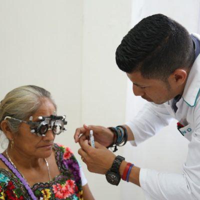 Realizó Salud 64 talleres para capacitar a 2 mil personas de Tulum, Zona Maya y de Transición