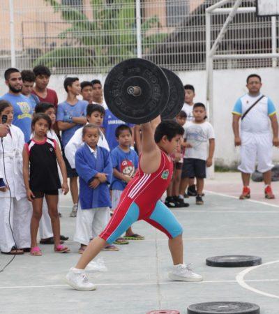 Destacan deportistas de Tulum en 2017