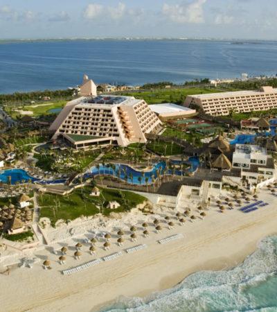 ASESINATO EN EL OASIS CANCÚN: Turista de EU mata a su esposa en resorts de la Zona Hotelera; se investigará crimen como feminicidio, dice Fiscalía