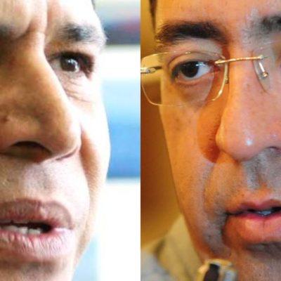 Se reencuentran Greg Sánchezy Carlos Trigos en fiesta de 'Luces del Siglo'