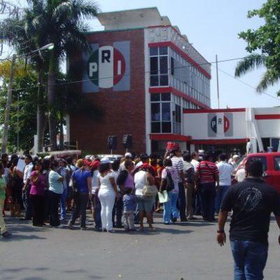 EMBARGAN VEHÍCULOS AL PRI: Para cumplir laudo por $118 mil por despido injustificado de trabajador, les quitan tres autos