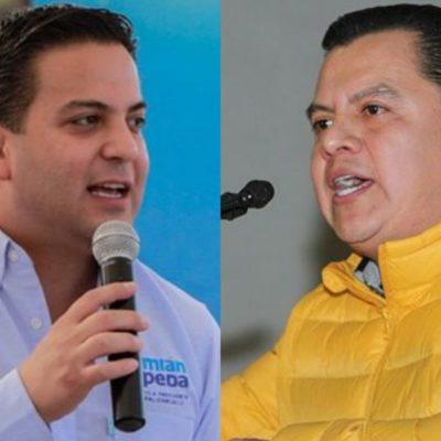 NUEVOS DIRIGENTES DEL PAN Y PRD: Damián Zepeda y Manuel Granados ocupan los cargos que dejan Ricardo Anaya y Alejandra Barrales