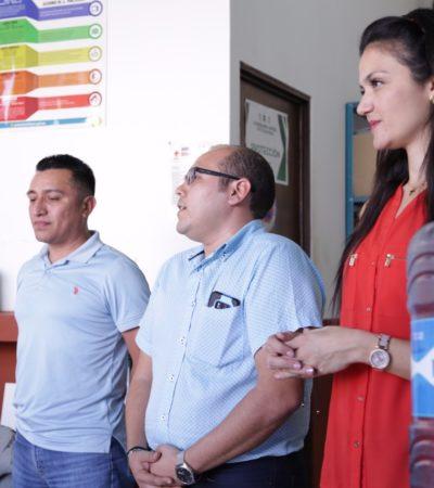 Manuel Castilla, nuevo director de Protección Civil en Tulum