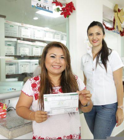 'Arráncate por tu predial' con un 15% en este inicio de diciembre en Tulum; los descuentos continuarán hasta enero