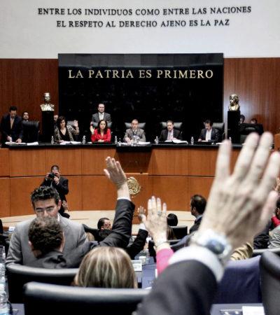 Rompeolas: Senado… Morena y Frente, casi confirmados, y el PRI aún en veremos