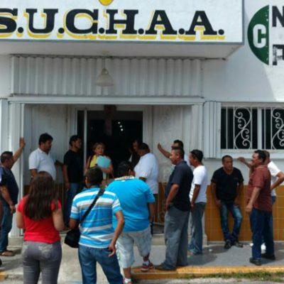 INICIA ELECCIÓN EN EL SUCHAA: Tres planillas disputan este domingo la dirigencia de taxistas en Chetumal