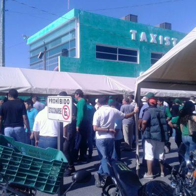 Dice Sintra que ahora sí tendrá 'mano dura' contra transportistas violentos