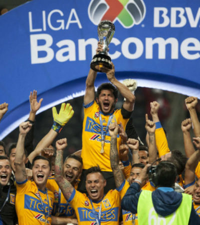 SEXTO TÍTULO DE LA LIGA: Tigres dejan en la línea a los Rayados y se coronan campeones en final regia