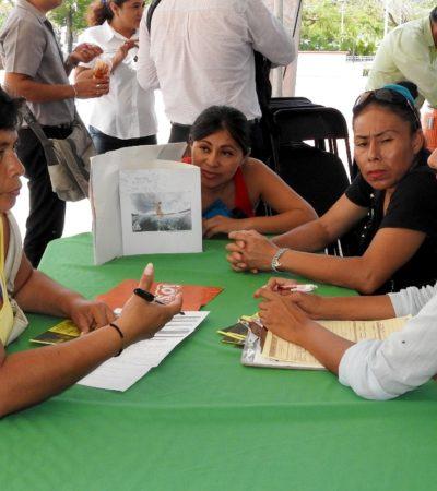 Destacan cifras de colocación durante programa 'Contratación Exprés' en Cancún; 31 de enero, próxima edición en el Jacinto Canek