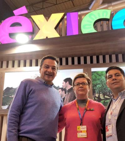 Tras la Fitur, aseguran que Cancún reafirma su posición en Europa como 'Destino Premium'