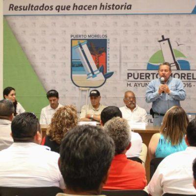 Presentan paquete de acciones para dar certeza a la inversión de productores de Puerto Morelos a través del Firco