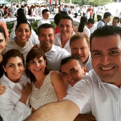 OTRO BORGISTA SE VA A LA ALIANZA MORENA-PES-PT: Edgar Gasca, ex diputado que aprobó el paquete de impunidad de Borge, anuncia su renuncia al PRI