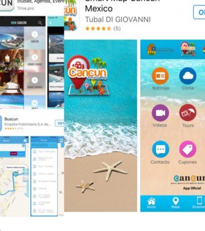 Empezará a operar la aplicación 'Guest Assist' para dar asistencia turística y de seguridad a viajeros en QR